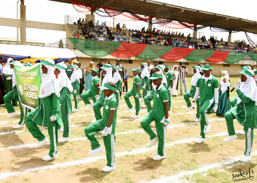 Inter House Sports Competition
